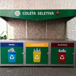 Faculdade IESCAMP implementa Coleta Seletiva