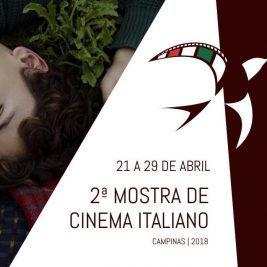 Faculdade IESCAMP apoia a 2ª Mostra de Cinema Italiano