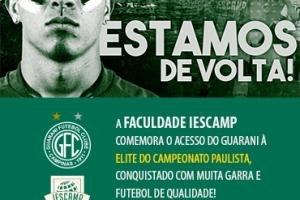 guarani-seria-a2-futebol-patrocinador-master-faculdade-iescamp