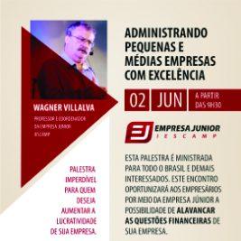 NOTA DE CANCELAMENTO: Congresso Administrando Pequenas e Médias Empresas com Excelência
