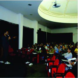 Faculdade IESCAMP sensibiliza seus estudantes quanto a importância da coleta seletiva